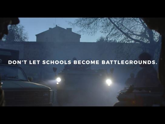 Human Rights Watch Film Ad - #ProtectSchools