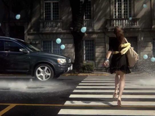 Rain-X Film Ad -  Balloon Storm