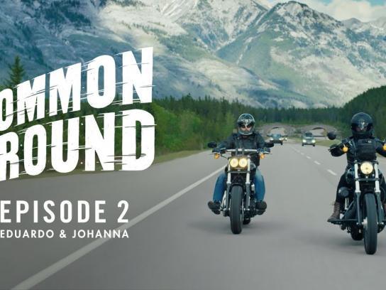 Harley-Davidson Content Ad - Eduardo & Johanna