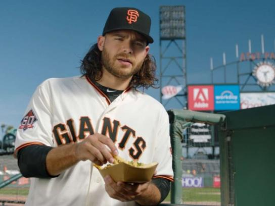 San Francisco Giants Film Ad - If I Weren't a Player: Crawford: The Professional Fan