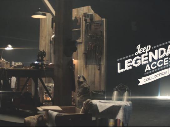 Jeep Film Ad -  Jeep Legendary Accessories