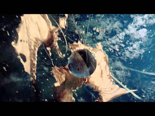 Hennessy Film Ad -  The Piccards