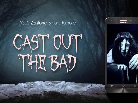 Asus Film Ad -  Halloween ZenFone series - Part 3