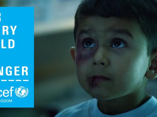 Unicef Film Ad -  A Vaccine for Violence