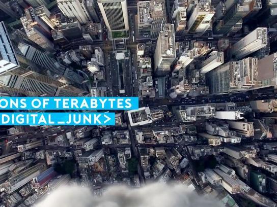 Action Earth Global Digital Ad - Big data takedown