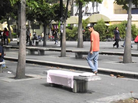 Asociación Nueva Esperanza Ambient Ad -  Streets