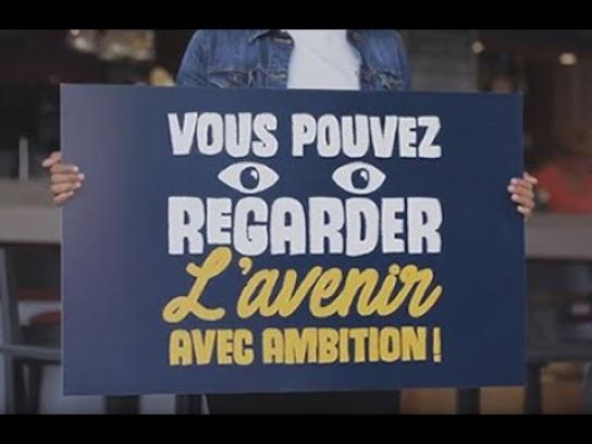 Le Mans Université Digital Ad - Our Ambition Is You