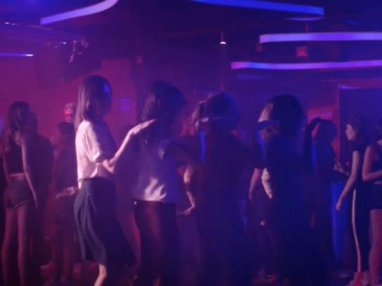 Orange Film Ad - The Nightclub