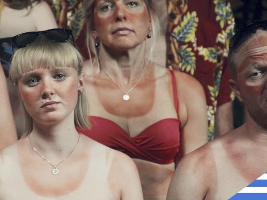 Danish Cancer Society Digital Ad - Greece