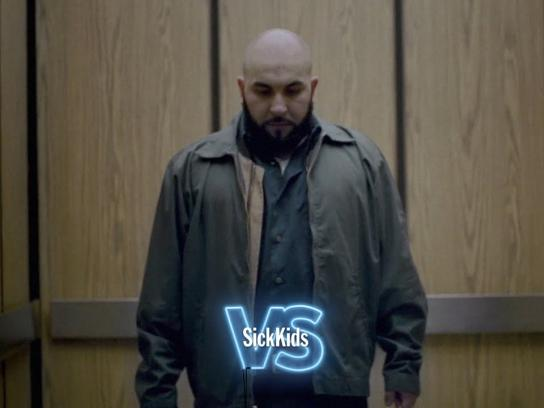 SickKids Foundation Film Ad - SickKids VS - DadStrong