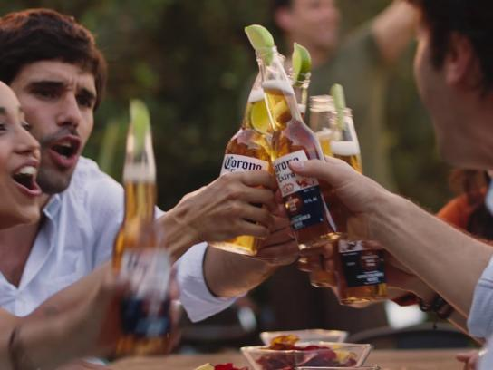 Corona Beer Film Ad - Connections