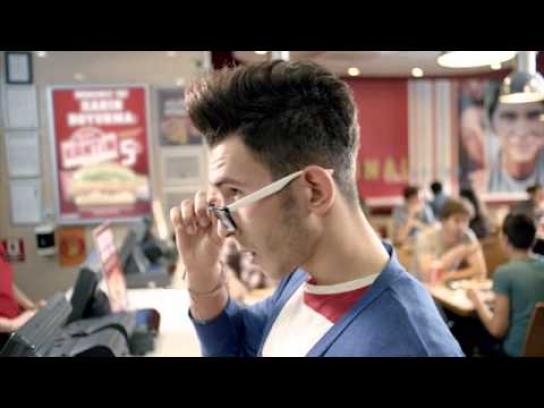 KFC Film Ad -  Flat screen student style