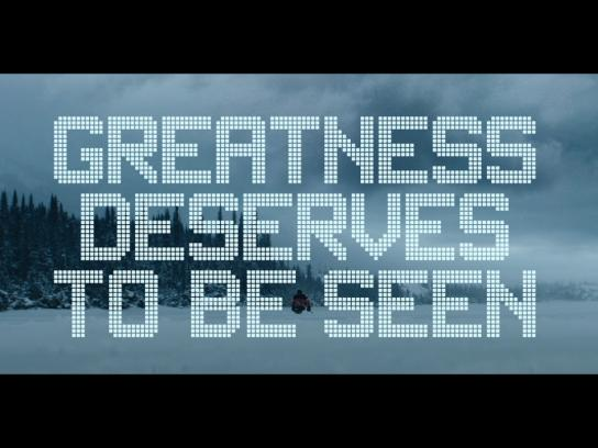 Canadian Paralympic Committee Film Ad - Greatness Deserves to Be Seen - Broadcast It
