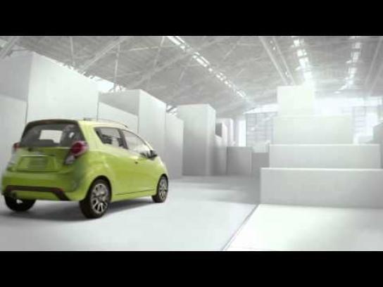 Chevrolet Film Ad -  Maze