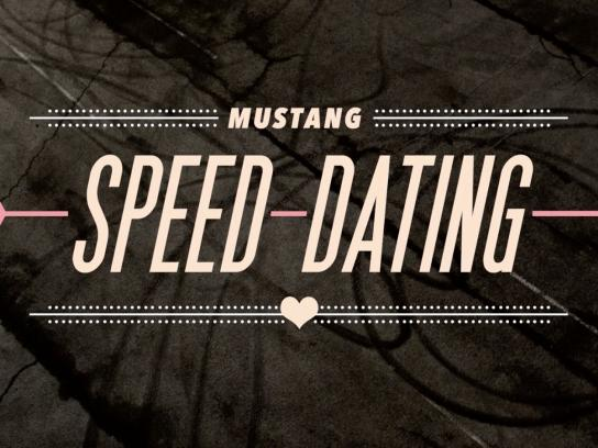 Ford Ambient Ad -  Speed Dating Prank