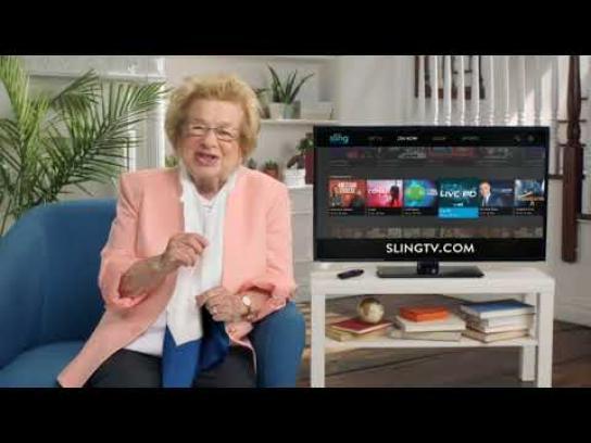 Sling TV Film Ad - Positions
