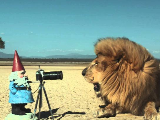 Travelocity Film Ad -  Safari