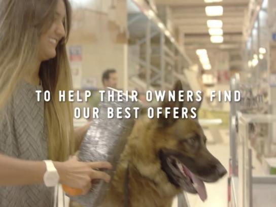 Sodimac Film Ad -  Pet Friendly Prices