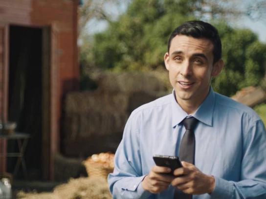 Days Inn Film Ad - Son in law