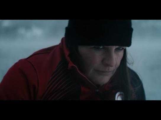 Canadian Paralympic Committee Film Ad - #GreatnessIsRare Wheelchair Curling with Ina Forrest