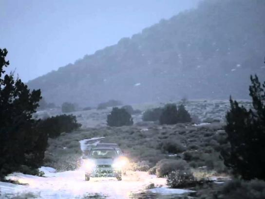 Mitsubishi Film Ad -  Ride The Storm