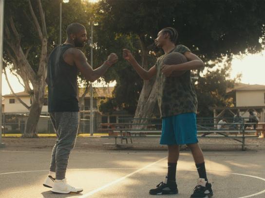 NBA 2K18 Film Ad - Handshakes