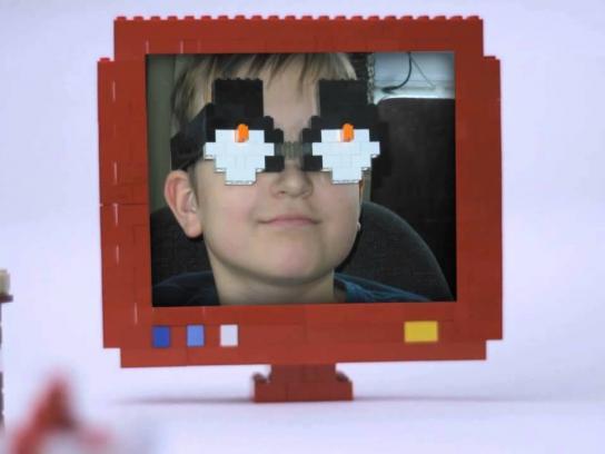 Lego Digital Ad -  Happy Holiplay