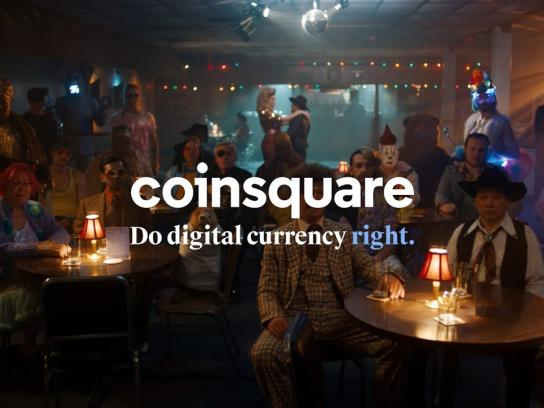 Coinsquare Film Ad - Do Digital Currency Right