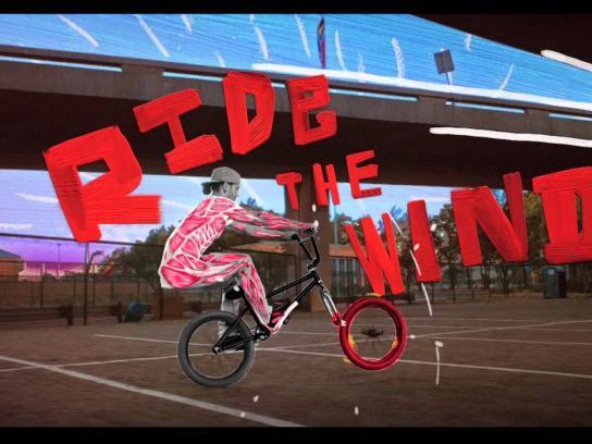 Desperados Film Ad -  Ride the wind