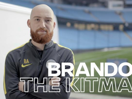 Nissan Film Ad - Brandon the Kitman - People Raising the Game with Nissan NV300