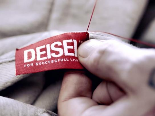 Diesel Film Ad - DEISEL - Go With The Fake