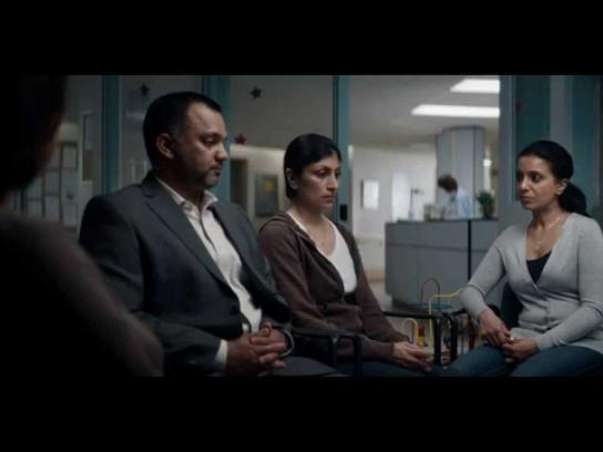 BC Children's Hospital Foundation Film Ad -  Waiting room