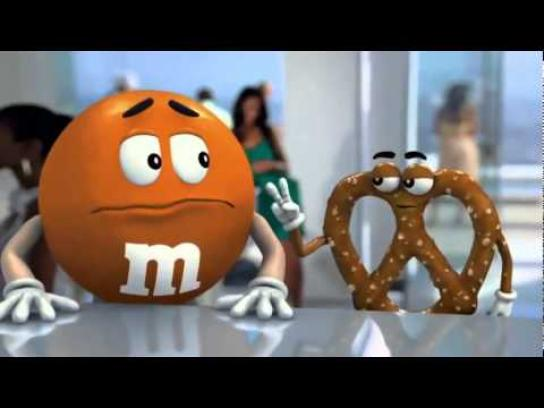 M&M's Film Ad -  Hungry Eyes