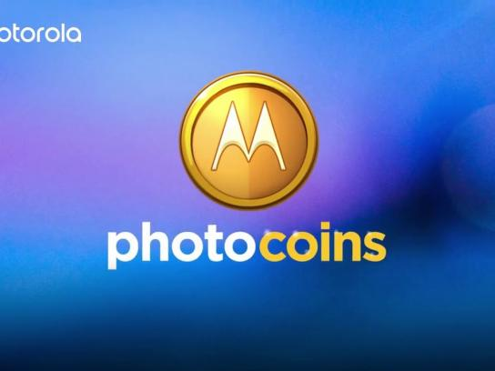 Motorola Film Ad - Photocoins