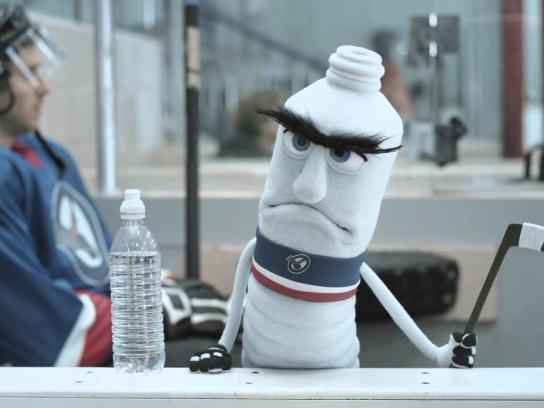 Return-It Film Ad -  Hockey