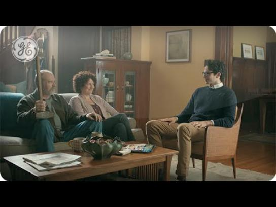GE Film Ad -  What's the matter with Owen - Hammer