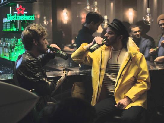 Heineken Film Ad -  The Dream Island