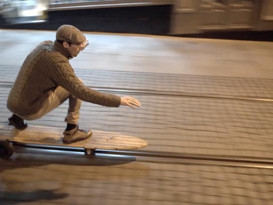 Fuel TV Film Ad - Cobblestone Riders