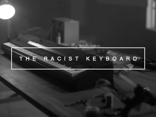 The Racist Keyboard