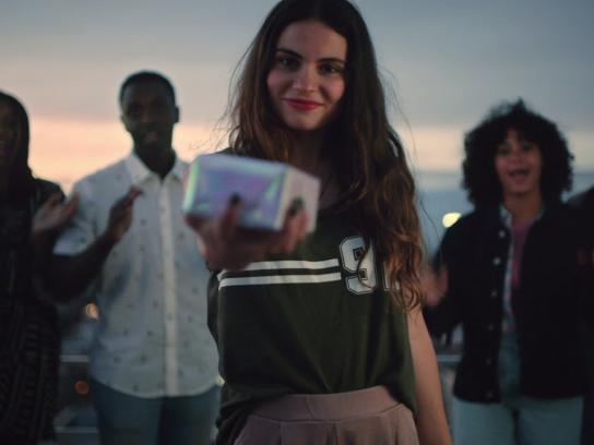 Samsung Film Ad - #DoItBetter
