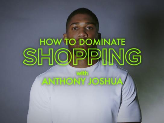 Bulk Powders Film Ad - Dominate Shopping
