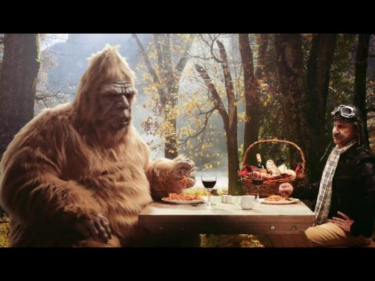 Goyal & Co Film Ad -  Etiquette Lessons with Bigfoot, 1