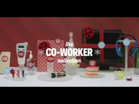Office Depot Digital Ad -  The co-worker collection - Death metal guy