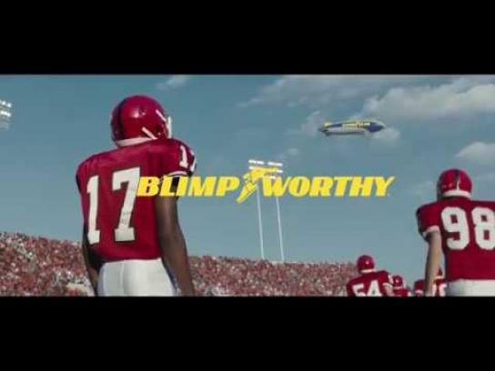 Goodyear Film Ad - Be Blimpworthy