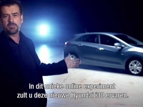 Hyundai Digital Ad -  Online Hypnosis Experiment