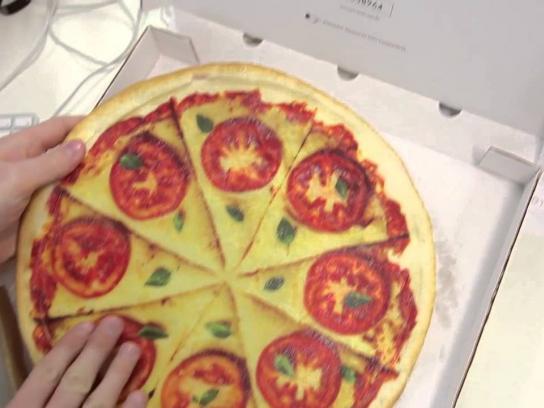ArtCenter Direct Ad -  La Pizza