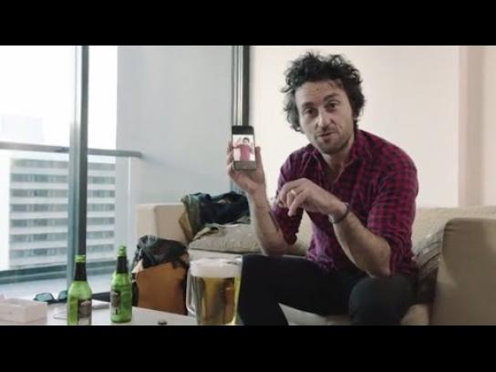 Reviveaphone Digital Ad -  World's first iPhone 6 dumped in a pitcher of beer