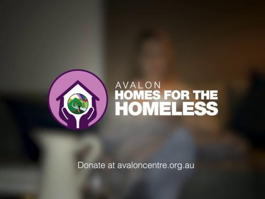 Avalon Centre Film Ad - Home For The Homeless