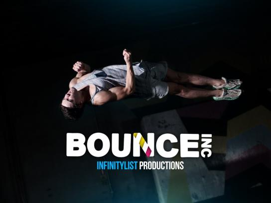 Bounce Digital Ad -  Join the free-jumping revolution