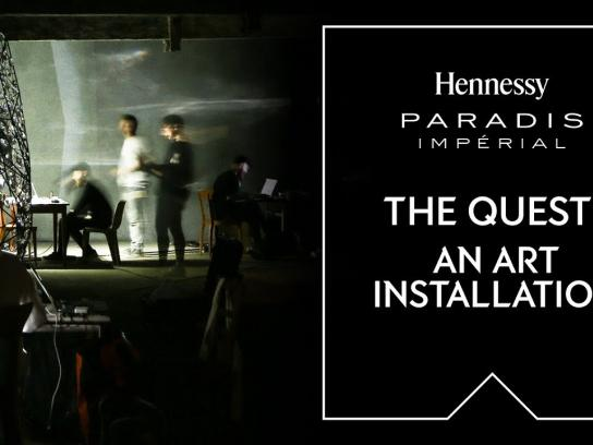 Hennessy Film Ad - The Quest
